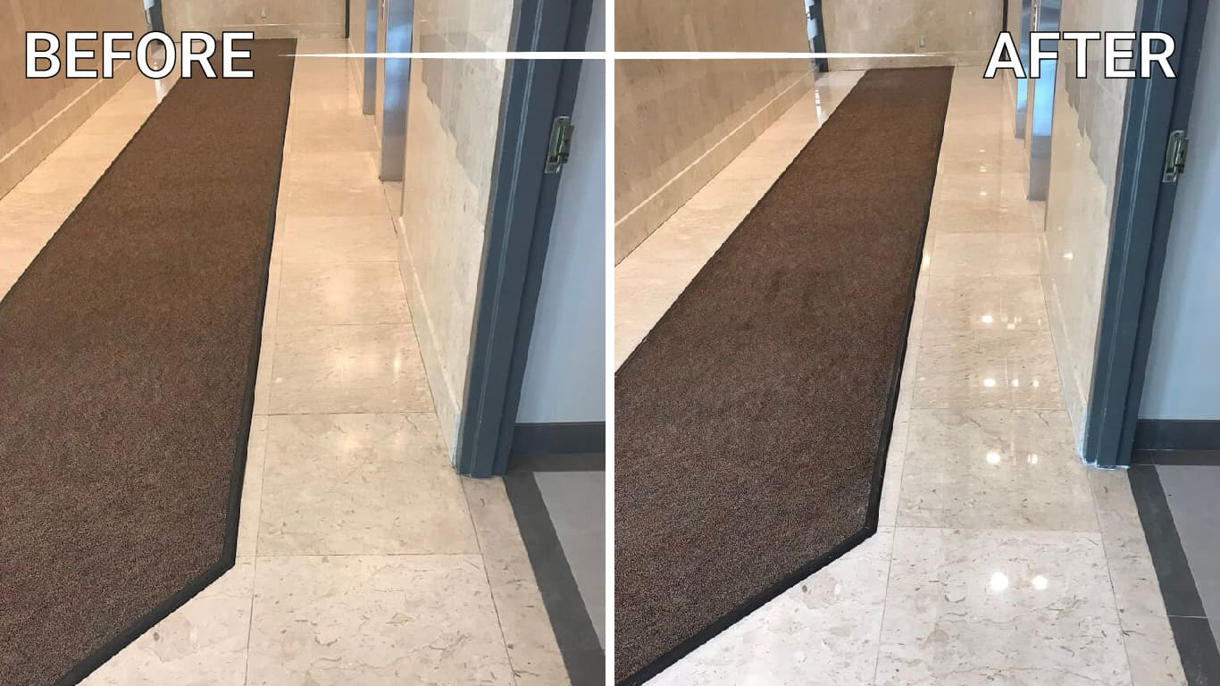 marble counter polishing restoration refinishing repair cleaning sealing installation