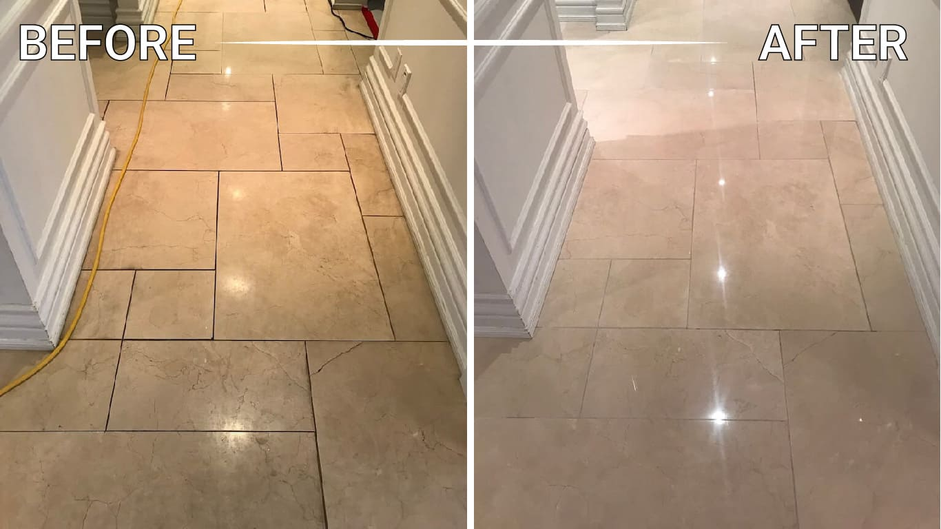 marble floor polishing restoration refinishing repair cleaning sealing installation