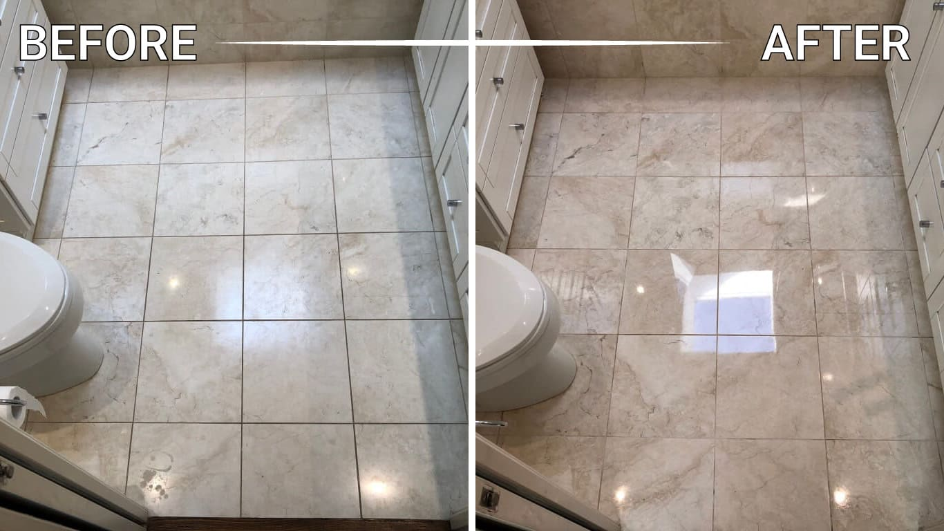 marble shower polishing restoration refinishing repair cleaning sealing installation