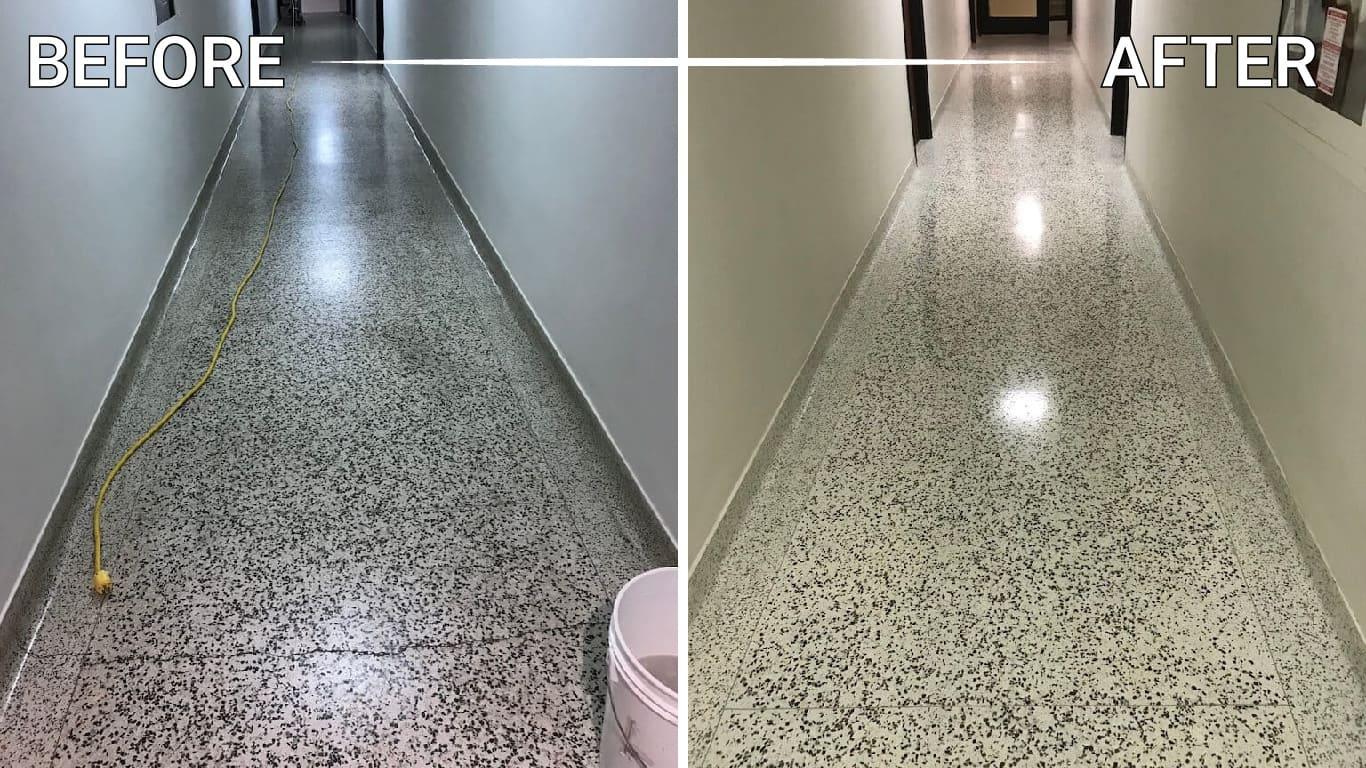 restore granite floor counter countertop vanity table backsplash