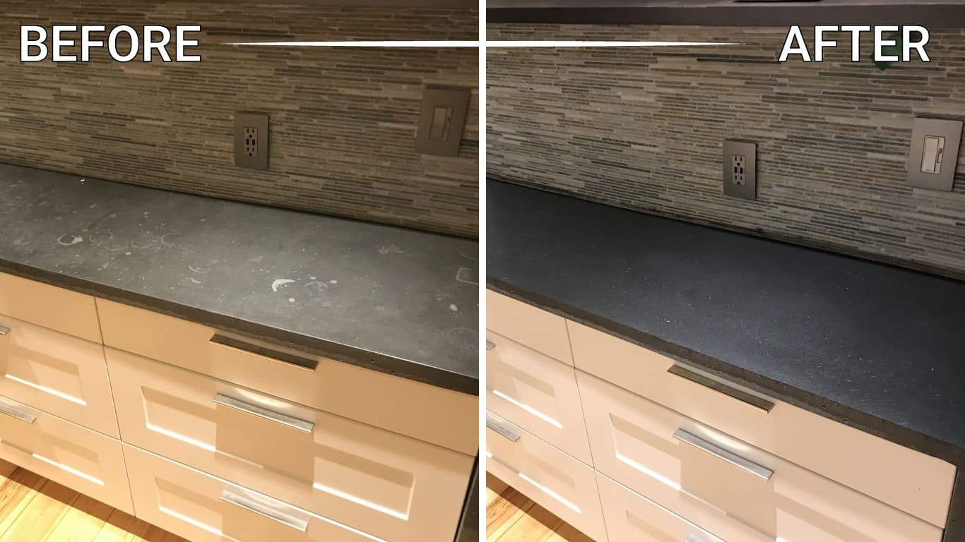 resurface travertine floor counter countertop vanity table backsplash