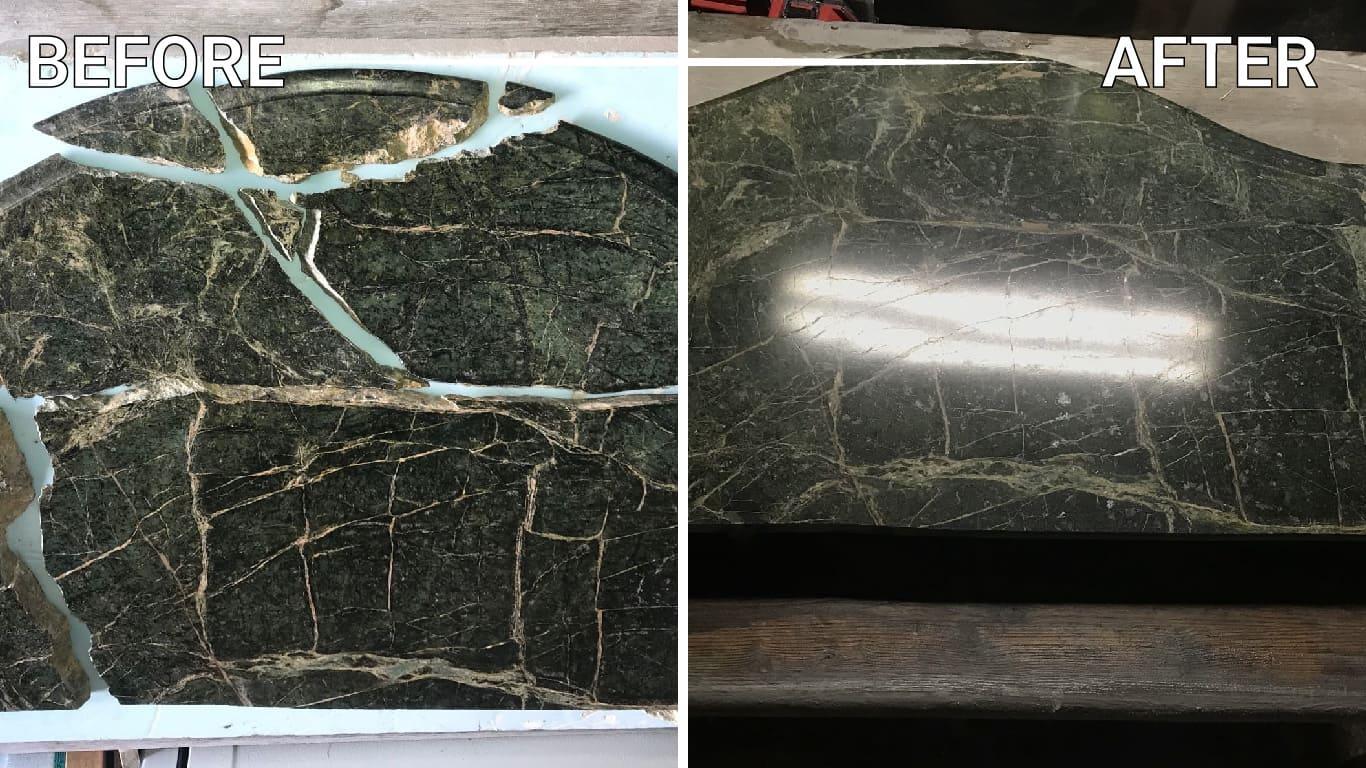 seal marble floor counter countertop vanity table backsplash